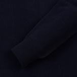 Мужской свитер Barbour Essential Lambswool Crew Neck Navy фото- 3