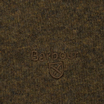 Мужской свитер Barbour Essential Lambswool Crew Neck Olive фото- 3