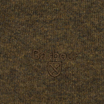 Barbour Essential Lambswool Men's Sweater Olive photo- 3