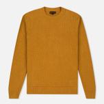 Мужской свитер Barbour Heritage Bearsden Crew Neck Copper фото- 0
