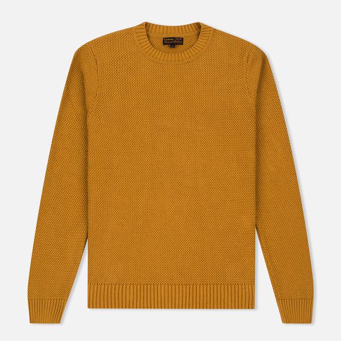 Мужской свитер Barbour Heritage Bearsden Crew Neck Copper