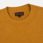 Мужской свитер Barbour Heritage Bearsden Crew Neck Copper фото- 1