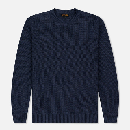 Мужской свитер Barbour Heritage Bearsden Crew Neck Navy Marl