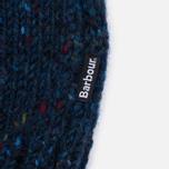 Мужской свитер Barbour Heritage Netherby Crew Neck Blue фото- 3