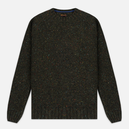 Мужской свитер Barbour Heritage Netherby Crew Neck Forest