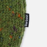 Barbour Heritage Netherby Crew Neck Men's Sweater Green photo- 3