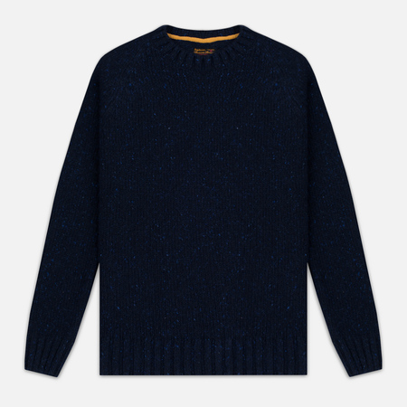 Мужской свитер Barbour Heritage Netherby Crew Neck Navy