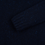 Мужской свитер Barbour Heritage Netherby Crew Neck Navy фото- 2