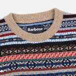 Мужской свитер Barbour Martingale Crew Light Stone фото- 1