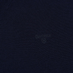 Мужской свитер Barbour Merino V-Neck Navy фото- 2