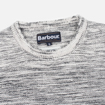 Мужской свитер Barbour Tidal Crew Neck Sea Salight Marl фото- 1