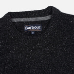Мужской свитер Barbour Tisbury Crew Black фото- 1