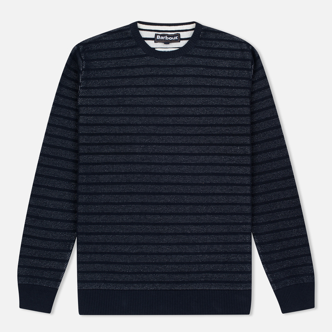 Мужской свитер Barbour Tyde Crew Neck Navy