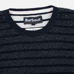 Мужской свитер Barbour Tyde Crew Neck Navy фото- 1
