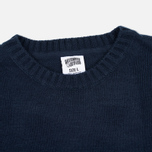 Мужской свитер Billionaire Boys Club Car Crew Neck Navy/White фото- 1
