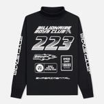 Мужской лонгслив Billionaire Boys Club Multi Logo Black фото- 0