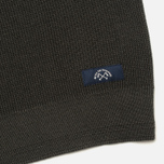 Bleu De Paname Tricot Nid D'Abeille Men's Sweater Anthracite photo- 3