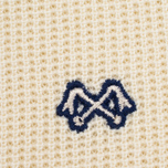 Мужской свитер Bleu De Paname Tricot Nid D'Abeille Ecru фото- 3