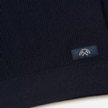 Мужской свитер Bleu De Paname Tricot Nid D'Abeille Marine фото- 4