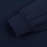 Мужской свитер C.P. Company Vest Neck Fleece Lens Pocket Navy фото- 2