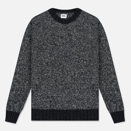 Мужской свитер Edwin Dock Ecoplanet Wool Blend Black/Charcoal