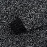 Мужской свитер Edwin Dock Ecoplanet Wool Blend Black/Charcoal фото- 2