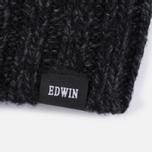 Мужской свитер Edwin Dock Ecoplanet Wool Blend Black/Charcoal фото- 3