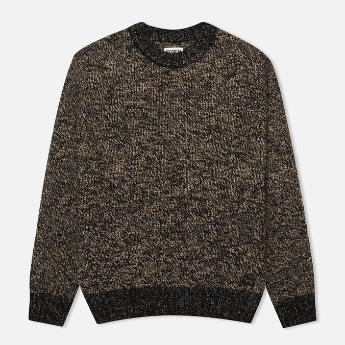 Мужской свитер Edwin Dock Mixed Grey