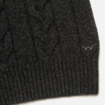 Мужской свитер Edwin Shackle Crewneck Charcoal фото- 3