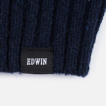 Мужской свитер Edwin United Ecoplanet Wool Blend Navy фото- 3