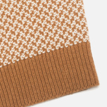 Мужской свитер Gant Rugger Arrow Weave Crew Toffee фото- 3