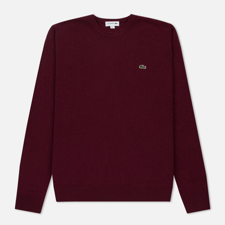 Мужской свитер Lacoste Embroidered Croc Logo Crew Neck Andrinople