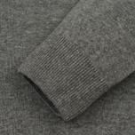 Мужской свитер Lacoste Embroidered Croc Logo Crew Neck Grey фото- 3
