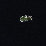Мужской свитер Lacoste Embroidered Croc Logo Crew Neck Navy фото- 2