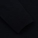 Мужской свитер Lacoste Embroidered Croc Logo Crew Neck Navy фото- 3