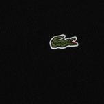 Мужской свитер Lacoste Half Zip Fastened Black/Pierre Chine фото- 3