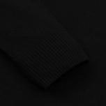 Мужской свитер Lacoste Half Zip Fastened Black/Pierre Chine фото- 4