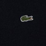 Мужской свитер Lacoste Half Zip Fastened Navy Blue/Silver Chine фото- 3