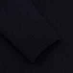 Мужской свитер Lacoste Half Zip Fastened Navy Blue/Silver Chine фото- 4