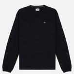 Мужской свитер Napapijri Dorek Black фото- 0