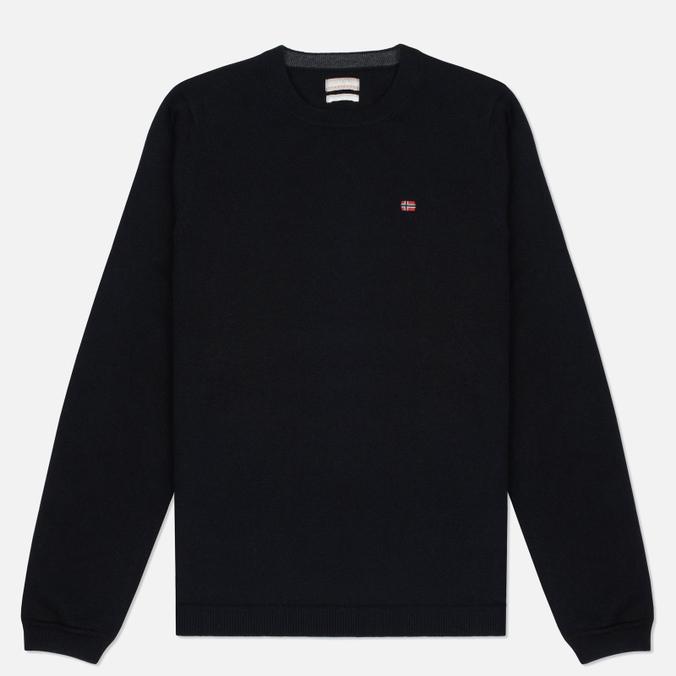 Мужской свитер Napapijri Dorek Black