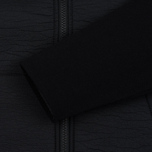 Мужская толстовка Nemen Knit Scuba G12 Ink Black фото- 2
