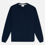 Мужской свитер Norse Projects Birnir Navy фото- 0