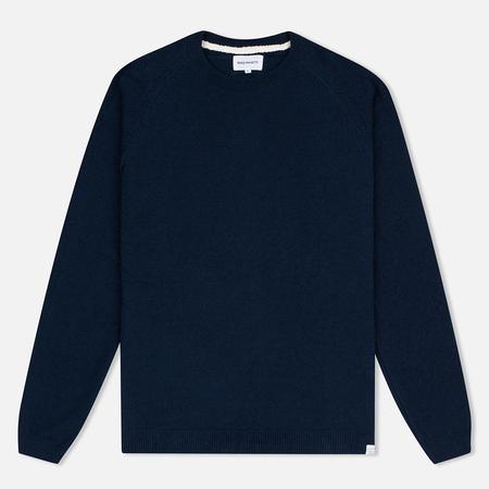 Norse Projects Birnir Men's Sweater Navy