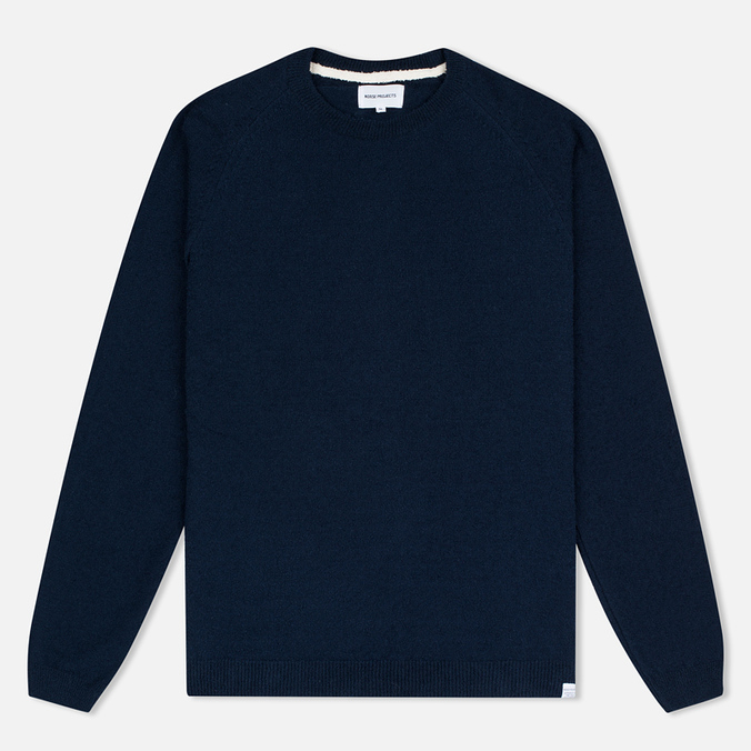 Мужской свитер Norse Projects Birnir Navy