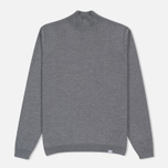 Мужской свитер Norse Projects Marius Merino Light Grey Melange фото- 0