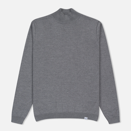 Мужской свитер Norse Projects Marius Merino Light Grey Melange