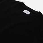 Мужской свитер Norse Projects Sigfred Lambswool Black фото- 1