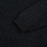 Мужской свитер Norse Projects Sigfred Lambswool Charcoal Melange фото- 2