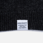 Мужской свитер Norse Projects Sigfred Lambswool Charcoal Melange фото- 3